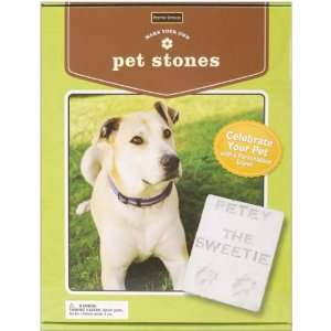 Magnetic Poetry Make Your Own Pet Stones Kit Arts, Crafts & Sewing