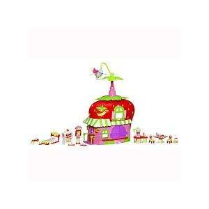 Strawberry Shortcake Playset Asst Toys & Games