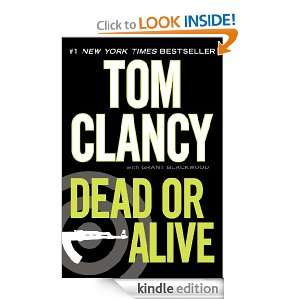 Dead or Alive (Jack Ryan): Tom Clancy, Grant Blackwood: