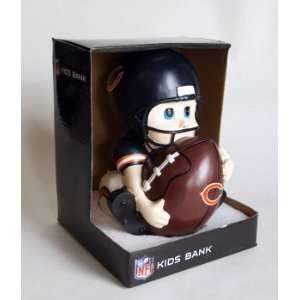 NFL Detroit Lions Little Fan Football Player Coin Bank