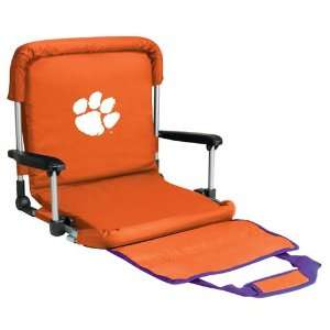 Tigers NCAA Deluxe Stadium Seat by Northpole Ltd.