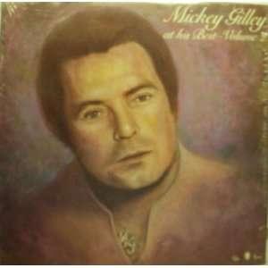 Mickey Gilley At His Best Vol.2 [LP VINYL] Music