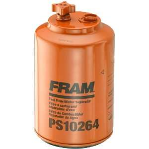FRAM PS10264 Spin on Fuel and Water Separator Filter Automotive