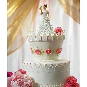 Fairy Tale Wedding Cake Toppers   Princess Bride  Home