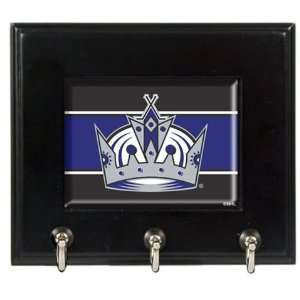 Los Angeles LA Kings Wooden Key Chain Holder