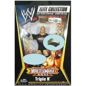 Mattel WWE Wrestling Exclusive Elite Collection Action Figure Wrestle