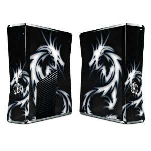 Bundle Monster Vinyl Skin Sticker For Xbox 360 S Slim Game Console