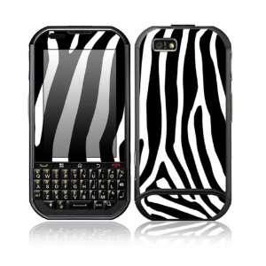 Zebra Print Design Protective Skin Decal Sticker for