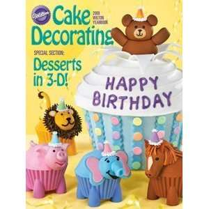 : Cake Decorating 2009 Wilton Yearbook (0070896720429): Wilton: Books