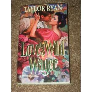 LoveS Wild Wager (March Madness) (Harlequin Historical