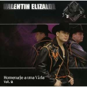 Homenaje a Una Vida 2 (W/Dvd) Valentin Elizalde Music