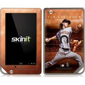 Skinit Tim Lincecum   San Francisco Giants Vinyl Skin for
