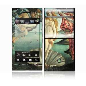Birth of Venus Design Decorative Skin Cover Decal Sticker