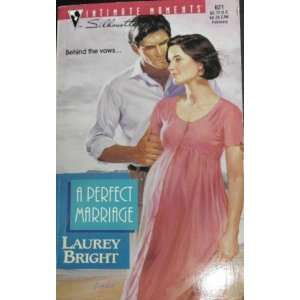 Perfect Marriage (Silhouette Intimate Moments) [Paperback