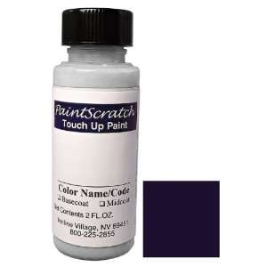 2 Oz. Bottle of Cosmos Black Pearl Metallic Touch Up Paint