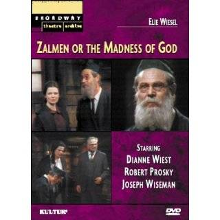 Zalmen or the Madness of God (Broadway Theatre …