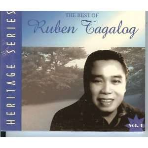 Heritage Series The Best Of Ruben Tagalog Vol. 1 Ruben