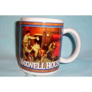 Maxwell House Coffee Mug    Good to the Last Drop!!!: Everything Else