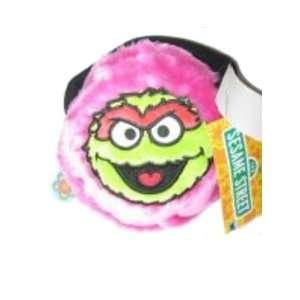 Sesame Street Oscar The Grouch Plush Mini Bag (C8089