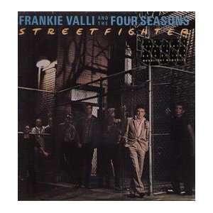 streetfighter LP: FRANKIE VALLI & FOUR SEASONS: Music