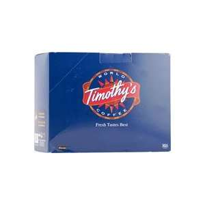 Timothys World Coffee Cinnamon Pastry K Cup (24 count)
