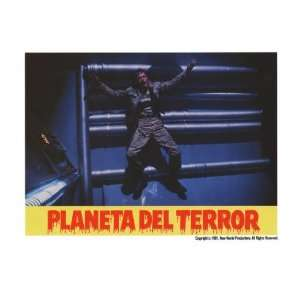 Planeta del terror, El Movie Poster (11 x 14 Inches   28cm