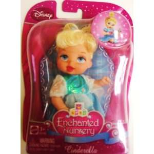 Disney Princess Enchanted Nursery   Cinderella Toys