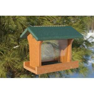 Going Green Recycled Plastic Ranch Bird Feeder: Everything Else