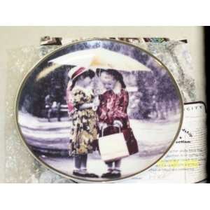 Pretty As A Picture Plate by Kim Anderson Everything Else