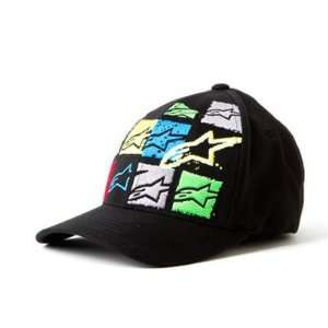 Youth Recheck Hat Black One Size Fits All OSFA 31118100310 Automotive