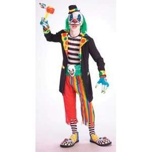 Forum Novelties Childrens Costume Teenz   Evil Clown (Ages 14 to 18