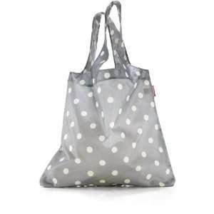 Gray Dots Reisenthel Mini Maxi Shopper Home & Kitchen