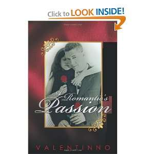 RomanticS Passion: The Tenth Muse (9781456721008): Valentinno: Books