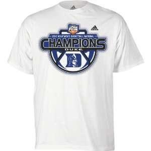 Adidas Duke Blue Devils Best In The Land Championship T