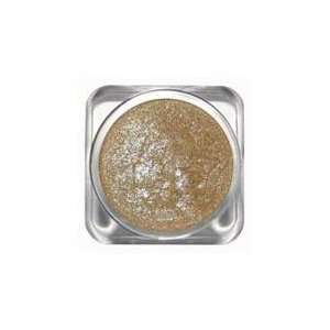 Lumiere MC Loose Mineral Eye Shadow, Gold Sparkle  2gm