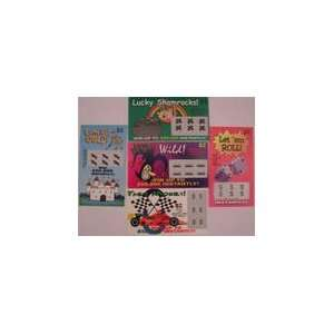 Fake Lottery Tickets 20 Pack Toys & Games