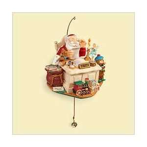 LETTERS TO SANTA 2006 Hallmark Ornament QLX7606:  Home