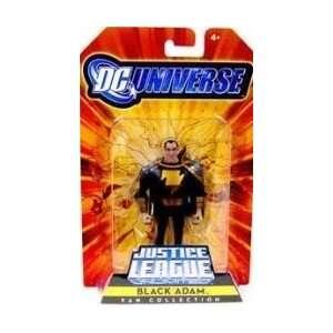 Justice League Unlimited BLACK ADAM dc universe classics