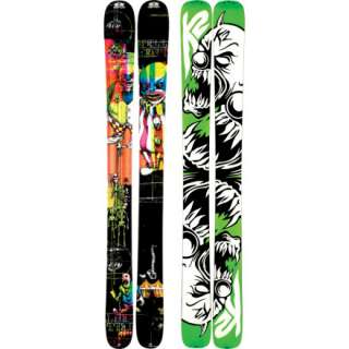 K2 Hellbent Alpine Ski   2010 BCS from Backcountry