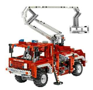 misb 8289 Lego technic fire engine truck 1013 parts RAR