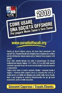Come usare una societ Offshore by Giovanni Caporaso in Business