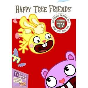 Happy Tree Friends Complete Season One [REGION 1] [NTSC] [DVD] [US