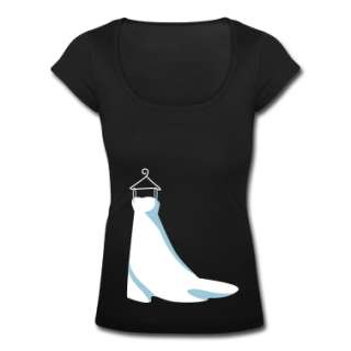 wedding dress Womens T Shirts  Womens Scoop Neck T Shirt designed