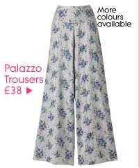 Palazzo Trousers £38