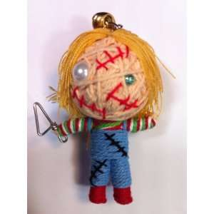 Chucky Voodoo String Doll Keychain: Everything Else