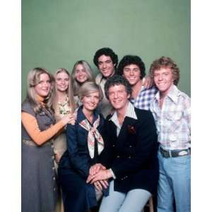 THE BRADY BUNCH HOUR FLORENCE HENDERSON ROBERT REED 8X10