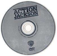 Action Jackson DVD Movie Carl Weathers DISC ONLY