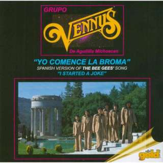 Yo Comence La Broma, Grupo Vennus Latin