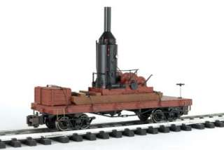 Scale Trains (1:20.3) Log Skidder w Crates 95699 (022899956992)