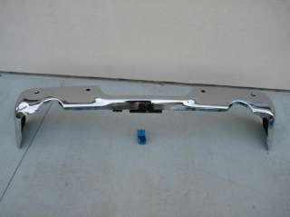 09 10 11 DODGE RAM PICKUP Rear Bumper OEM